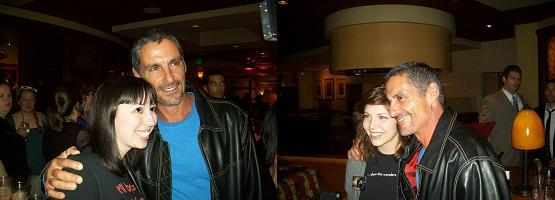 2009 LA SGCon Cliff Simon ValaBlack MeaganSue