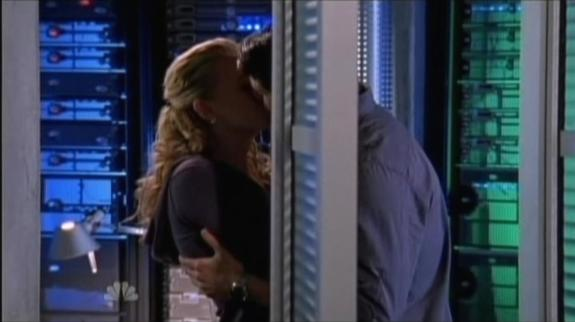 2010 Chuck -Passionate Kiss