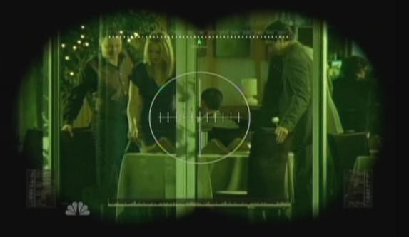 2010 Chuck -Monty Finds Shaw & Sarah
