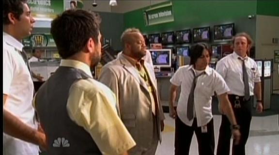 2010 Chuck vs The Beard -Store Lockdown Protest