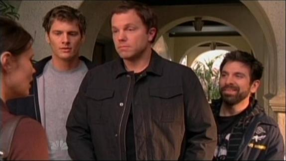 2010 Chuck -The Guys Confront Ellie