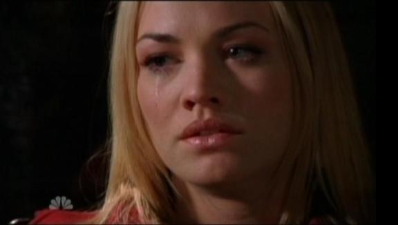 2010 Chuck Versus Other Guy - Tears as Sarah learns truth