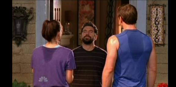 2010 - Chuck versus Tic Tac - Awesone Ellie go see Morgan