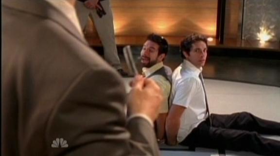 2010 Chuck vs The Beard - Chuck and Morgan Caprured!