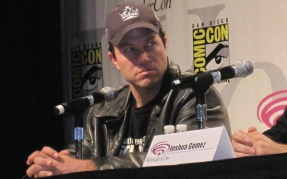 2010 WonderCon - Adam Baldwin of Chuck