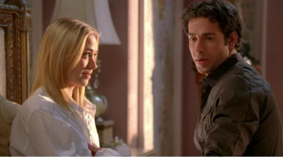 Chuck versus Honeymooners - Sarah and Chuck