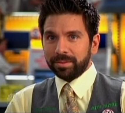 Love Struck Morgan. Click to visit Chuck on NBC