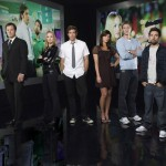 Chuck Team - Click to visit Chuck on NBC