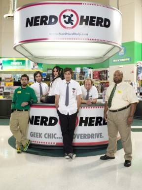 Chuck Nerd Herd - Click to visit Chuck on NBC
