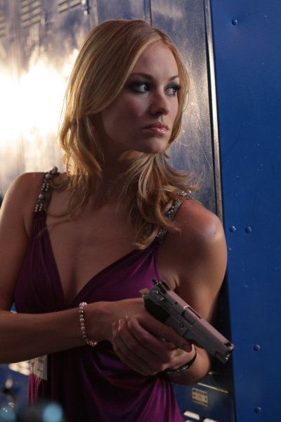Yvonne Strahovski - Click to visit Chuck on NBC