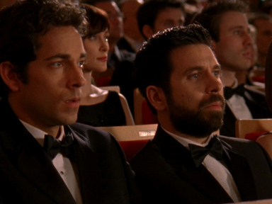 Chuck, Morgan at Symphony