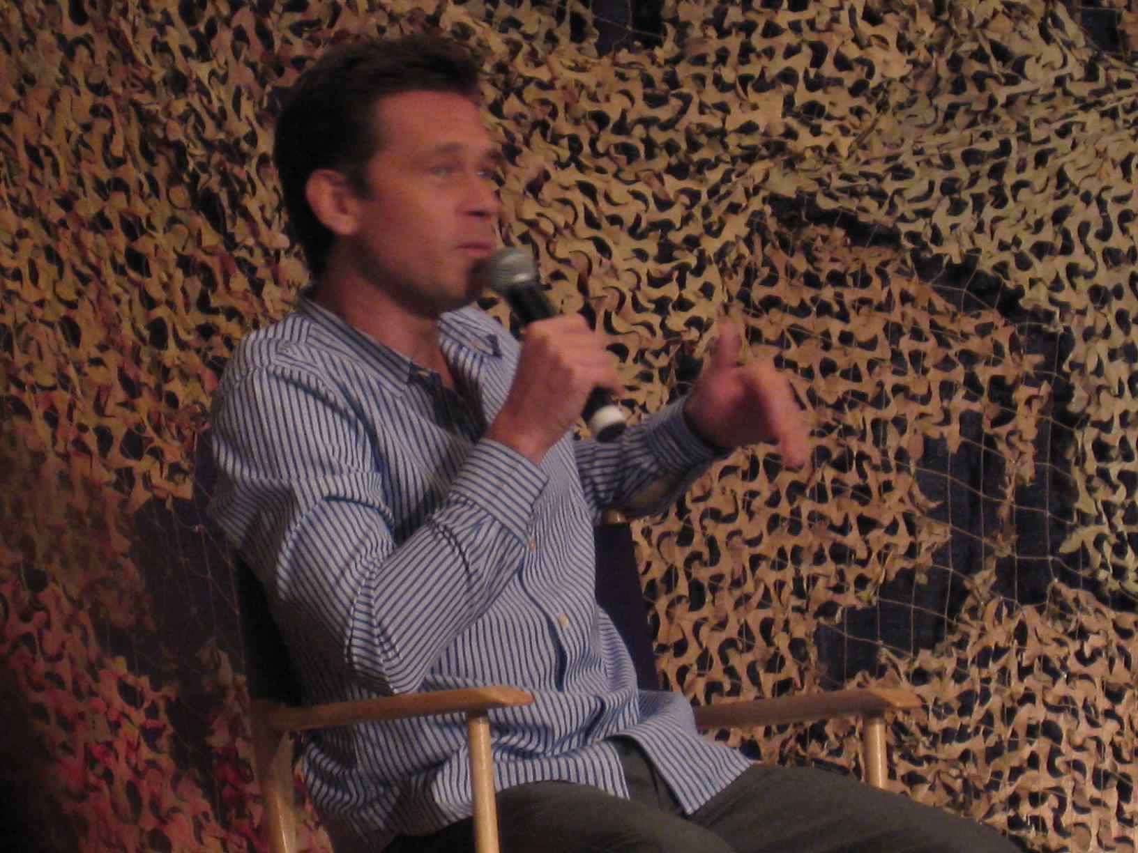 Conner Trinneer at Chicago Stargate 2009!